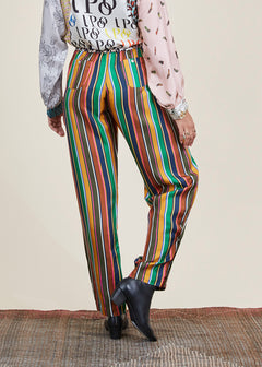 Ezan Striped Pant