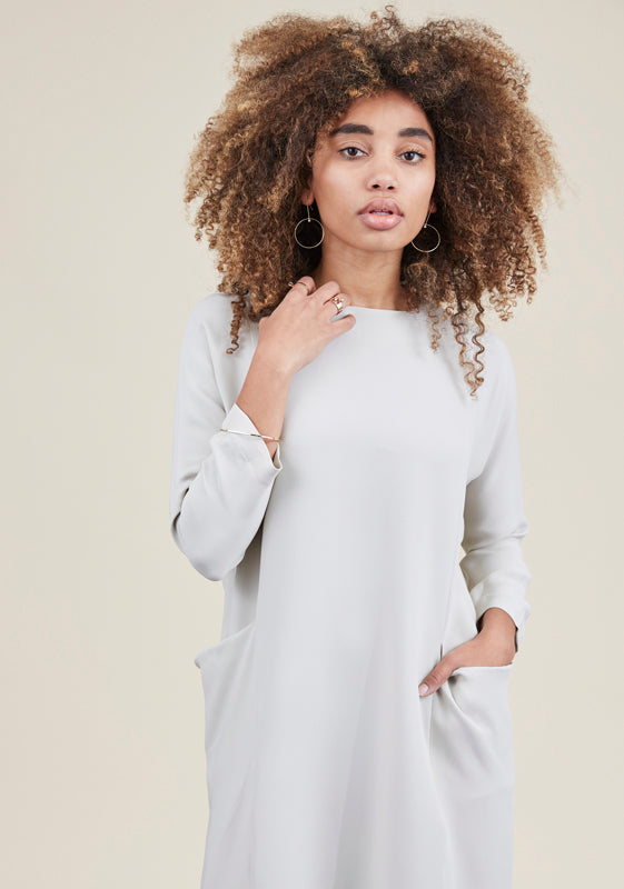 Dolman Pocket Dress