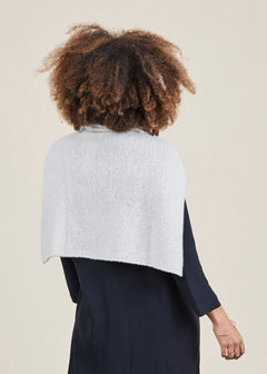 Turtleneck Capelet