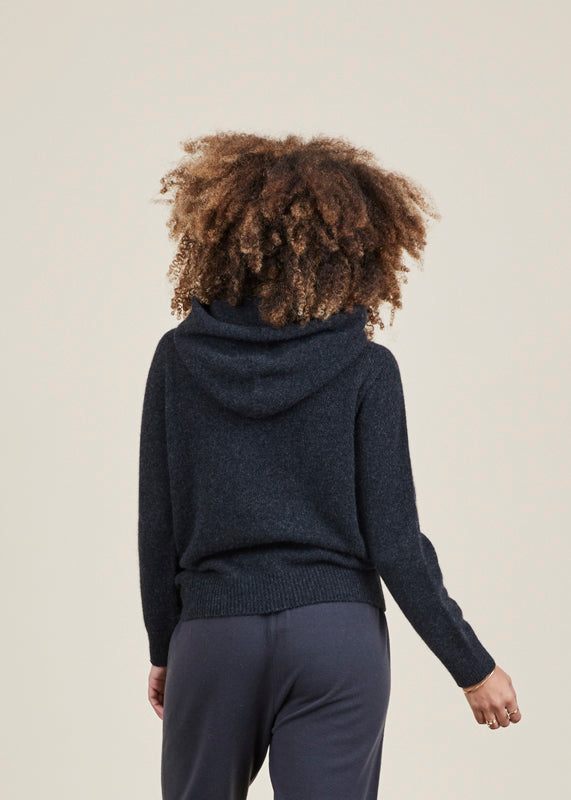 Seamless Hooded Sweater