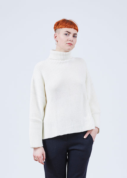 Europa Turtleneck Sweater