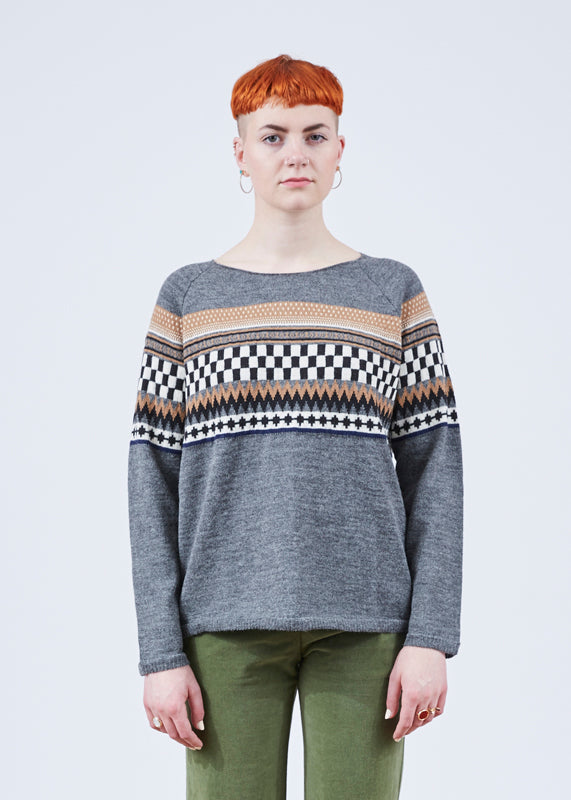 Hannes Roether Residency Women's Tanem Knit Sweater