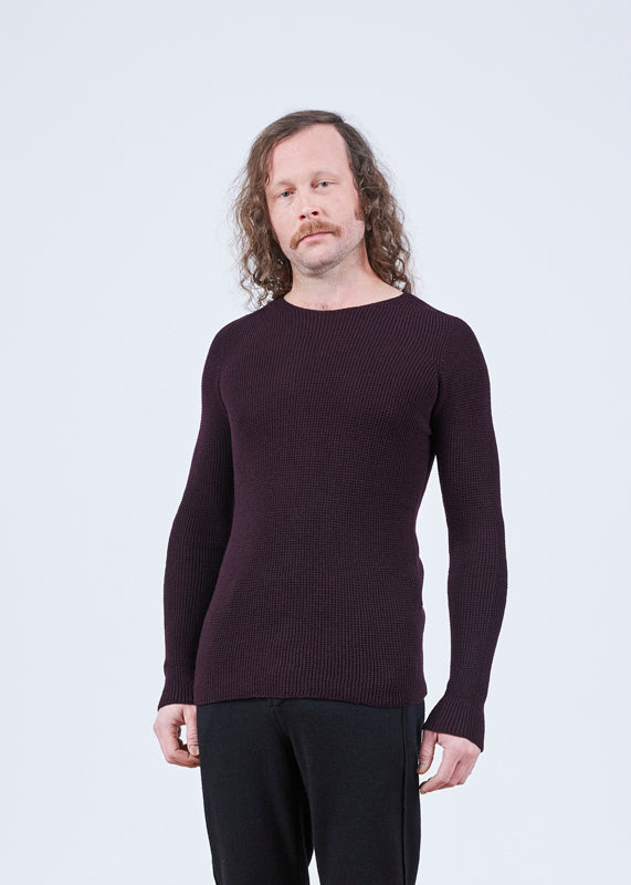 Hannes Roether Residency Men's Agile Knit Sweater