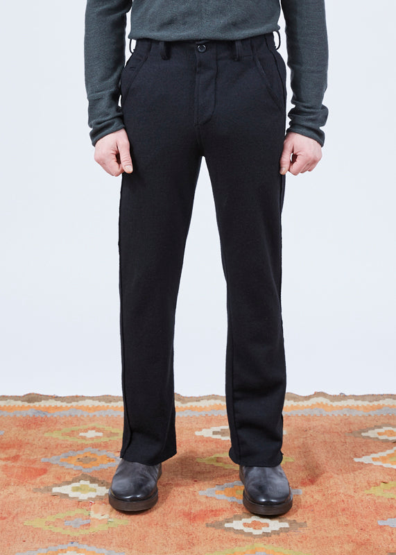 Hannes Roether Residency Men's Wool Trust Pant