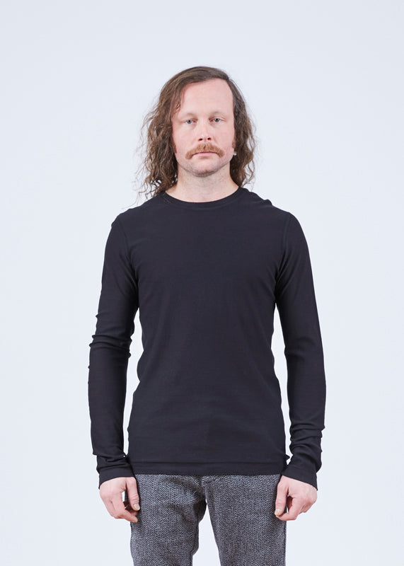 Hannes Roether Residency Men's Scene Long Sleeve Tee