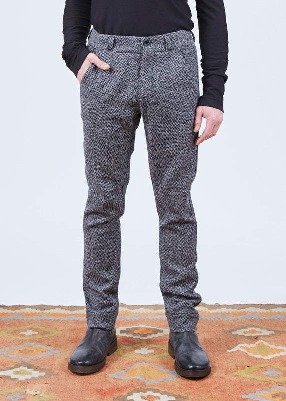 Hannes Roether Residency Men's Textured Track Pant