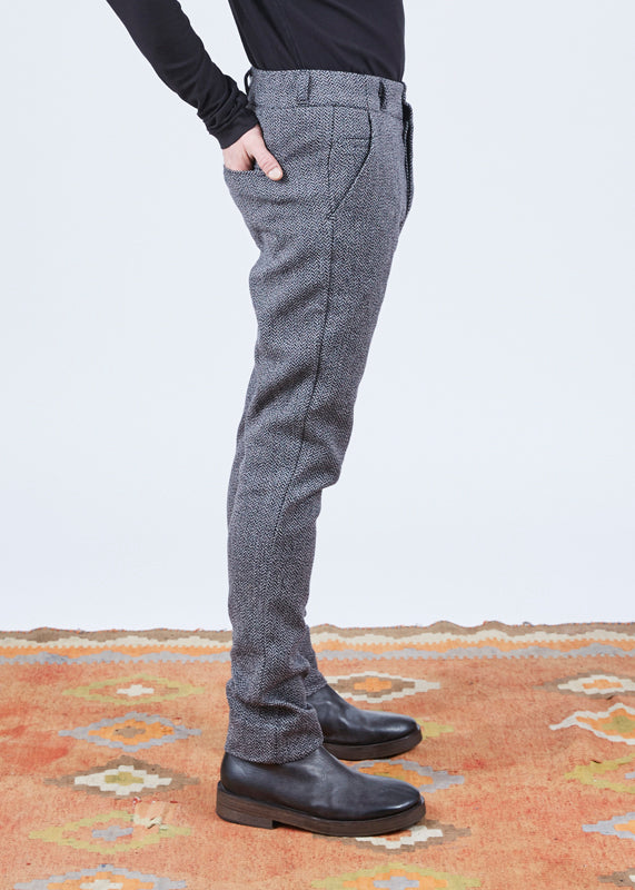Textured Track Pant