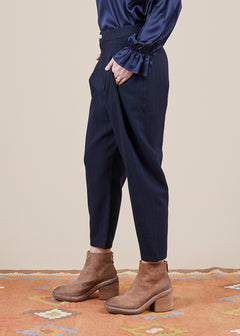 Havuch Double Pleat Pant