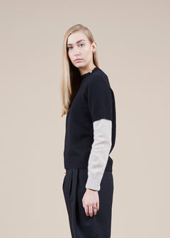 Chift Double Sleeve Sweater