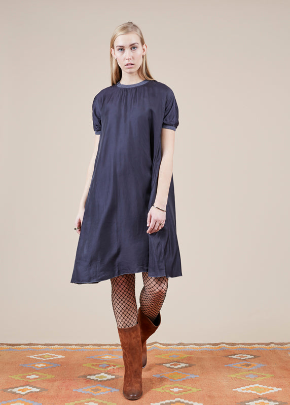 Kakao Shift Dress