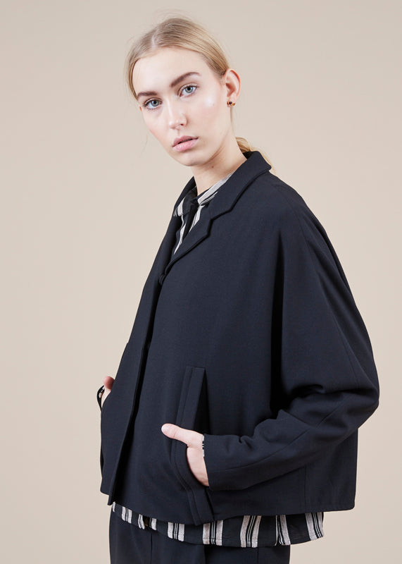 Alia Winged Jacket