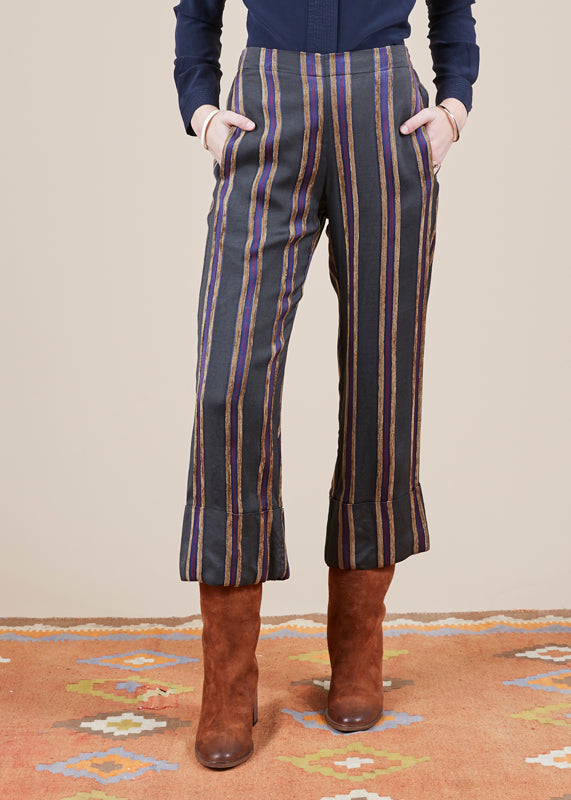 Masha Striped Pant