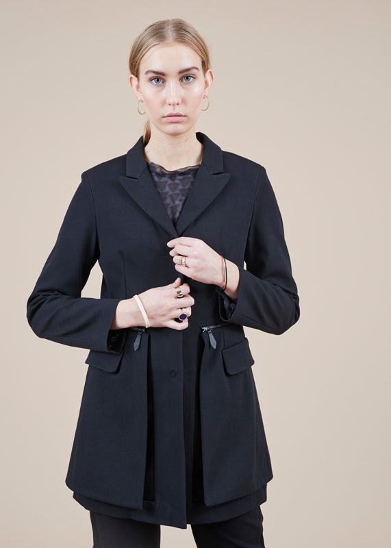 Annette Gortz Pinta Zip-Away Coat