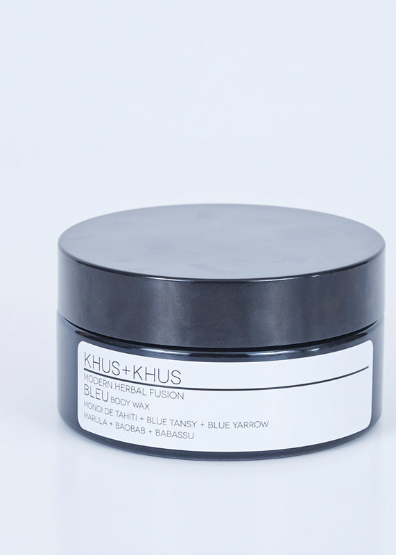 KHUS+KHUS Bleu Body Wax
