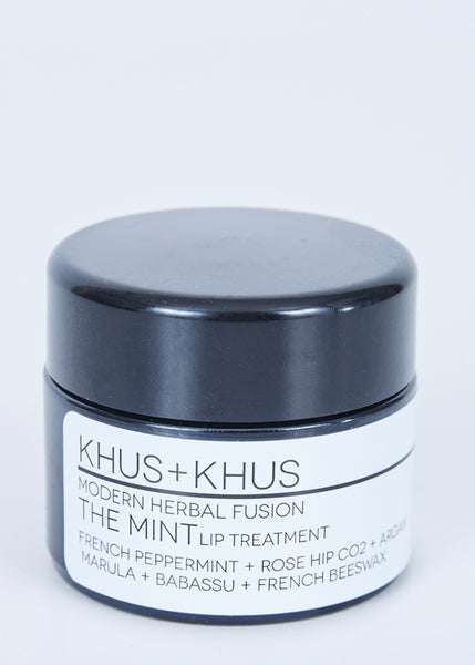 The Mint Lip Treatment