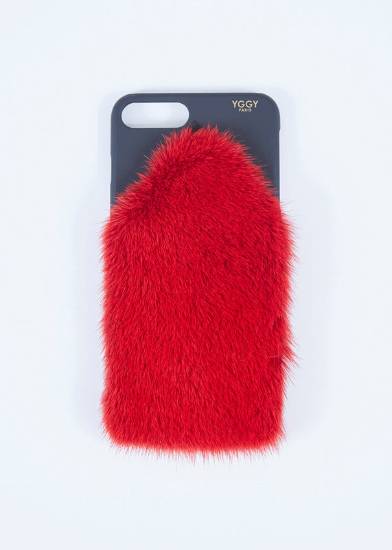 Mink iPhone X Case