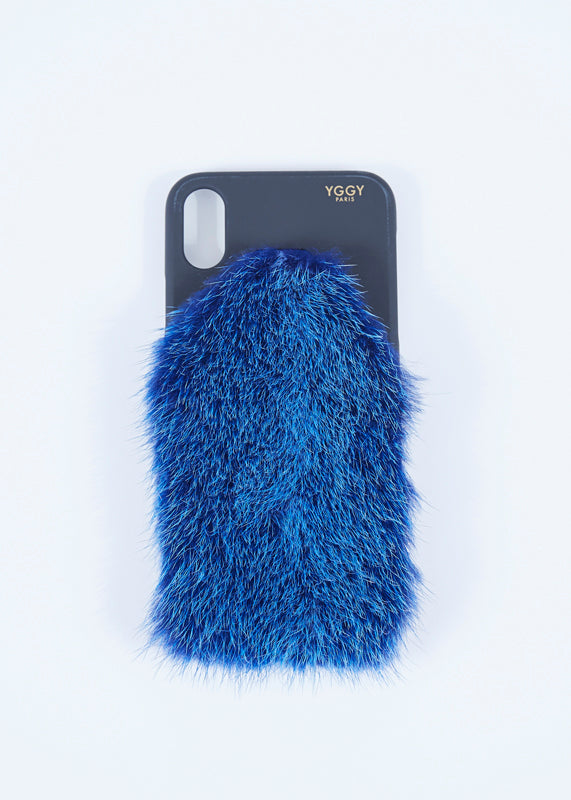 YGGY Mink iPhone X Case