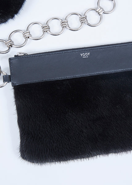 Mink Chain Bag