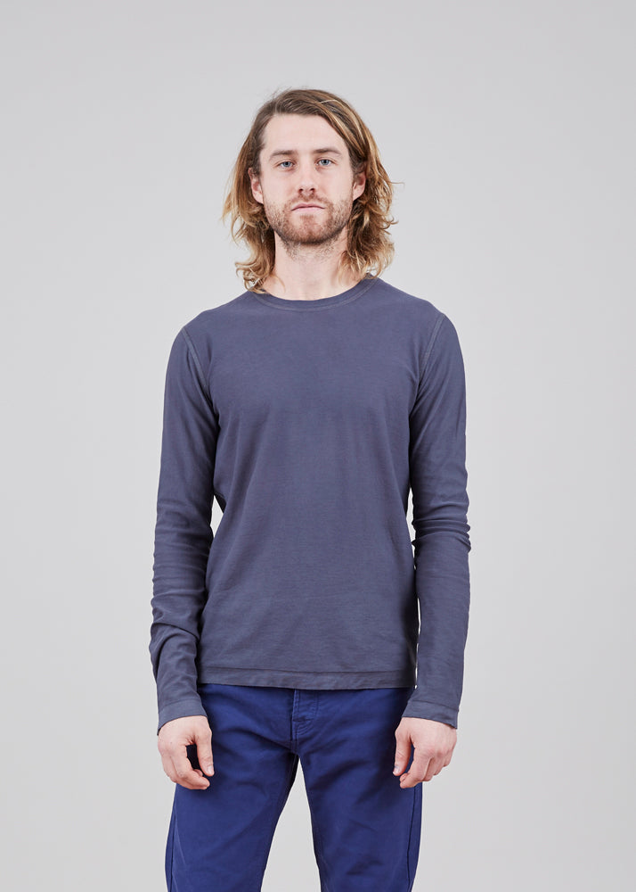 Hannes Roether Residency Men's Long Sleeve Yan Tee