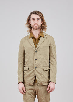 Unlined Spring Blazer