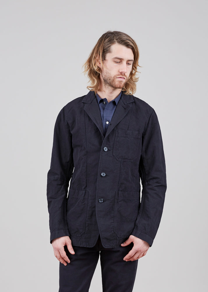 Sage de Cret Unlined Four Button Jacket