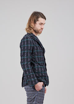 Plaid Spring Blazer
