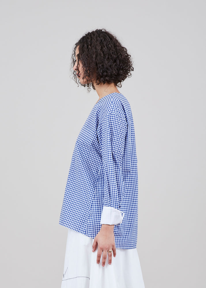 Brooke Gingham Shirt