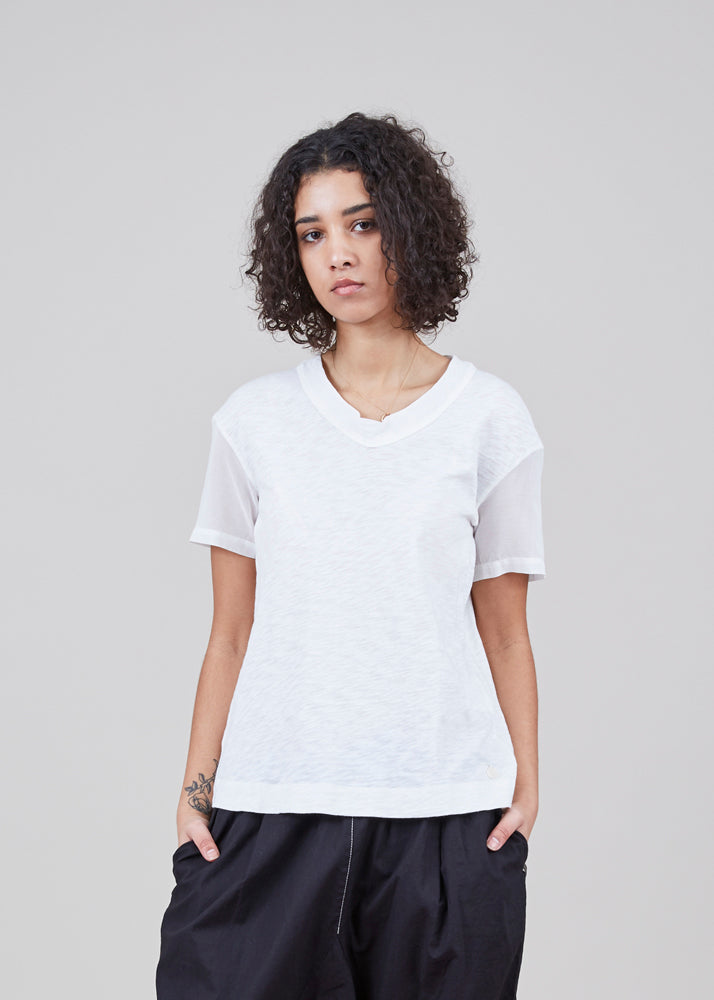 Port Sheer Sleeve Tee