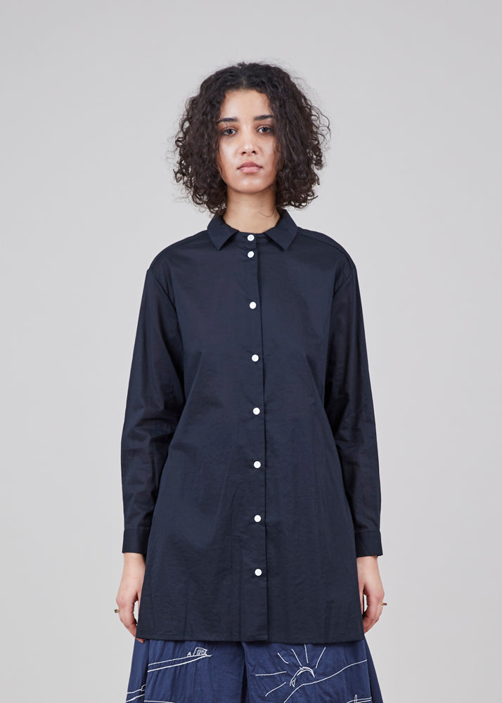 Hero Pleated Shirt