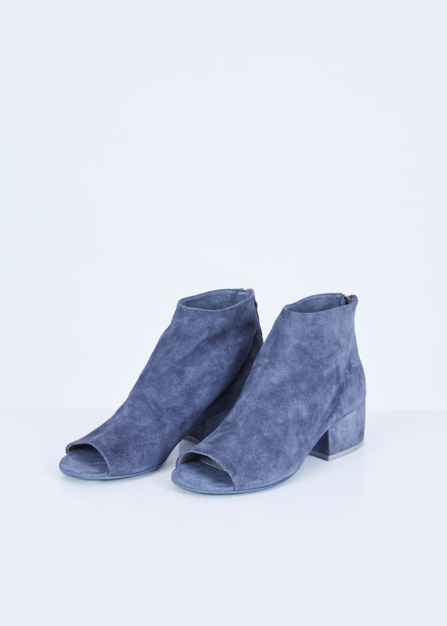 Cubetto Open Toe Bootie