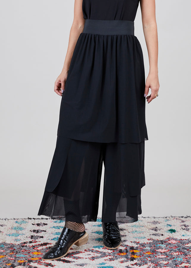 Erin Sheer Wide Leg Pant