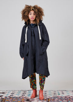 Soley Tech A-Line Coat