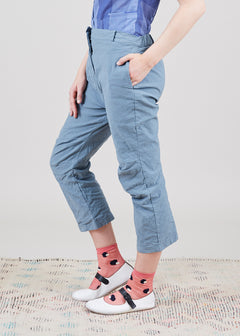Button-Fly Easy Pant