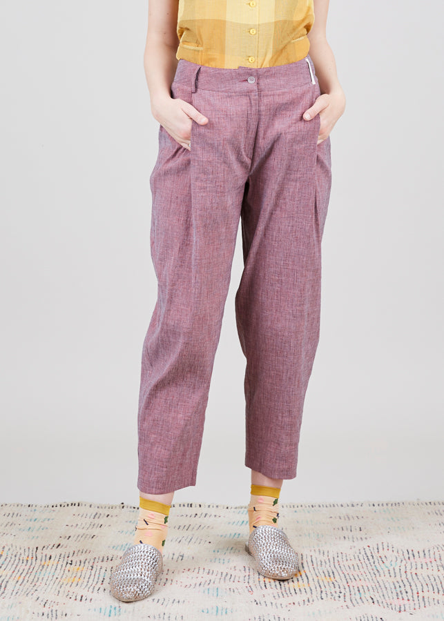 Echappees Belles Felix Pleated Trouser