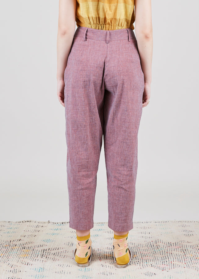 Felix Pleated Trouser