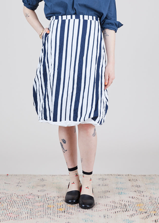 Jadwiga Striped Skirt