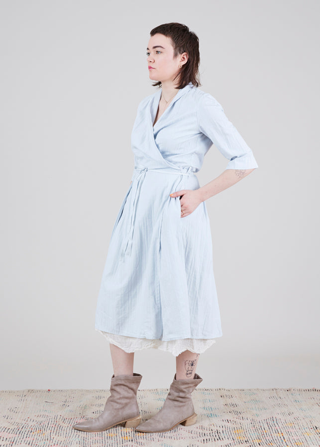 Hannoh Wessel Rachel Wrap Dress