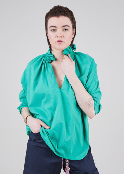Penelope Shirt in Green
