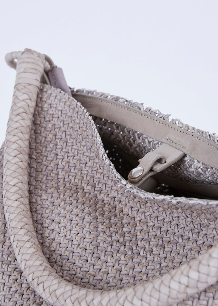 Calypso Woven Shoulder Bag