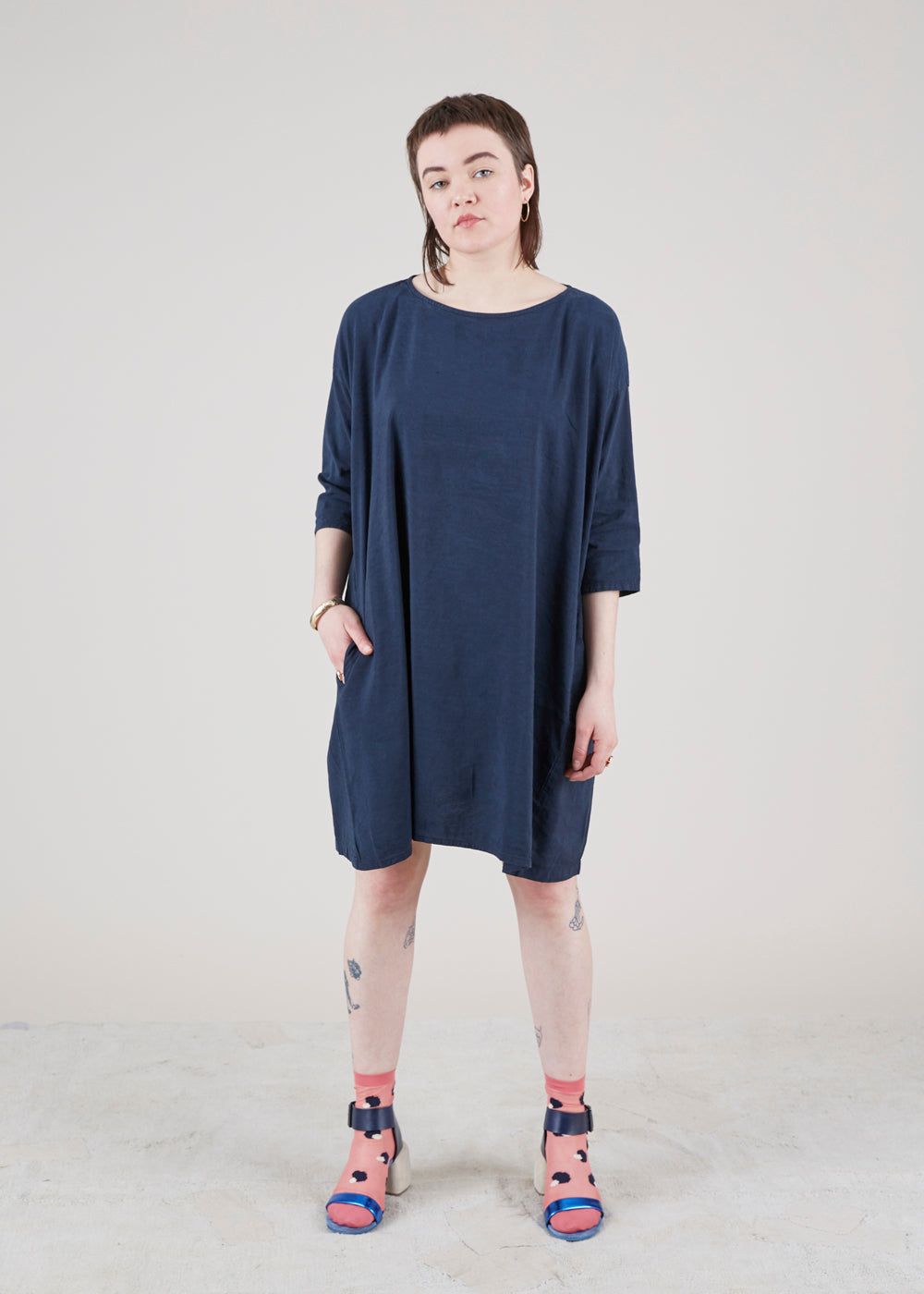 Tomboy Shift Dress