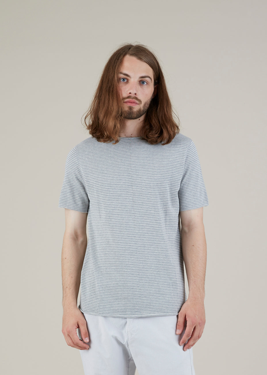 Hannes Roether Men's Funes Knit Tee