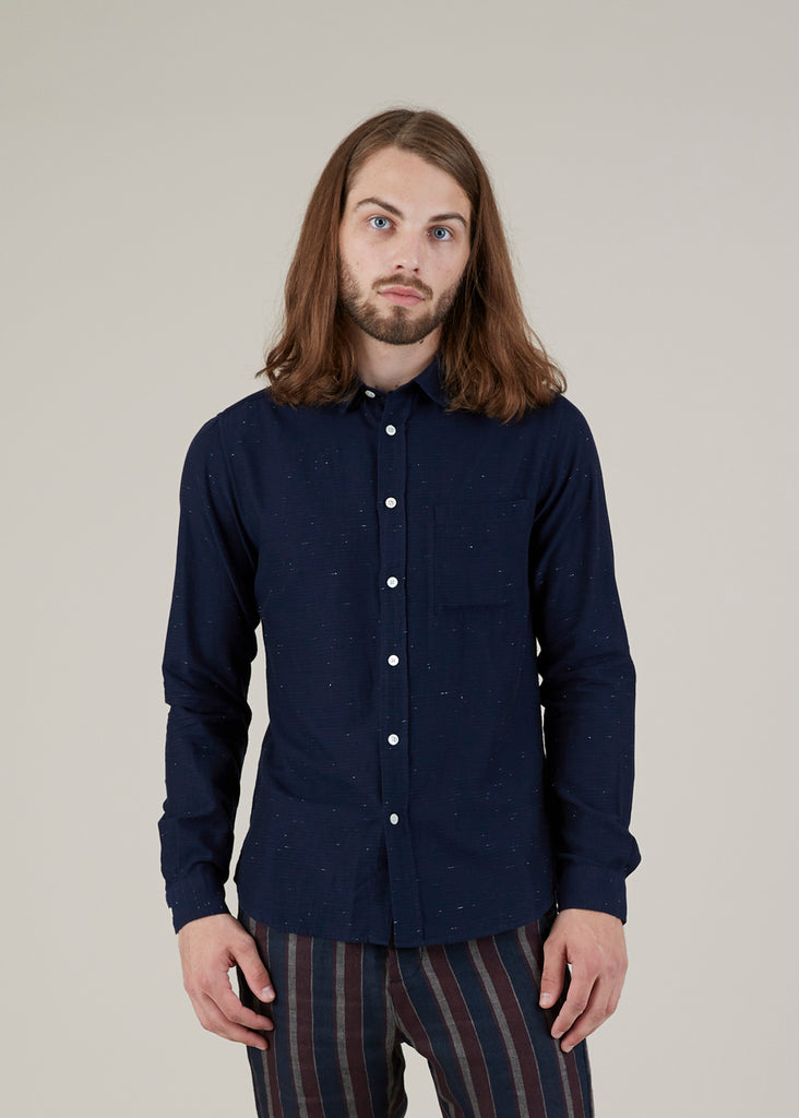 Rossel Button-Up Shirt