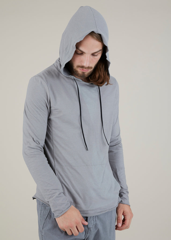 Hoody Long Sleeve Shirt