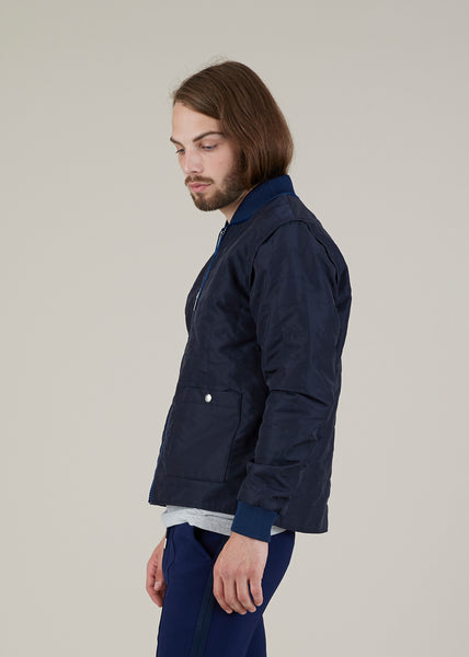 Teddy Convertible Jacket