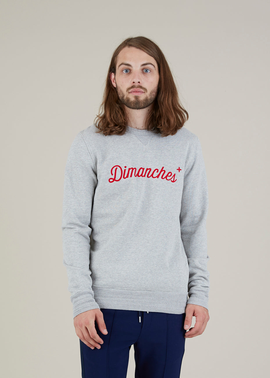 Commune de Paris Dimanches Sweatshirt