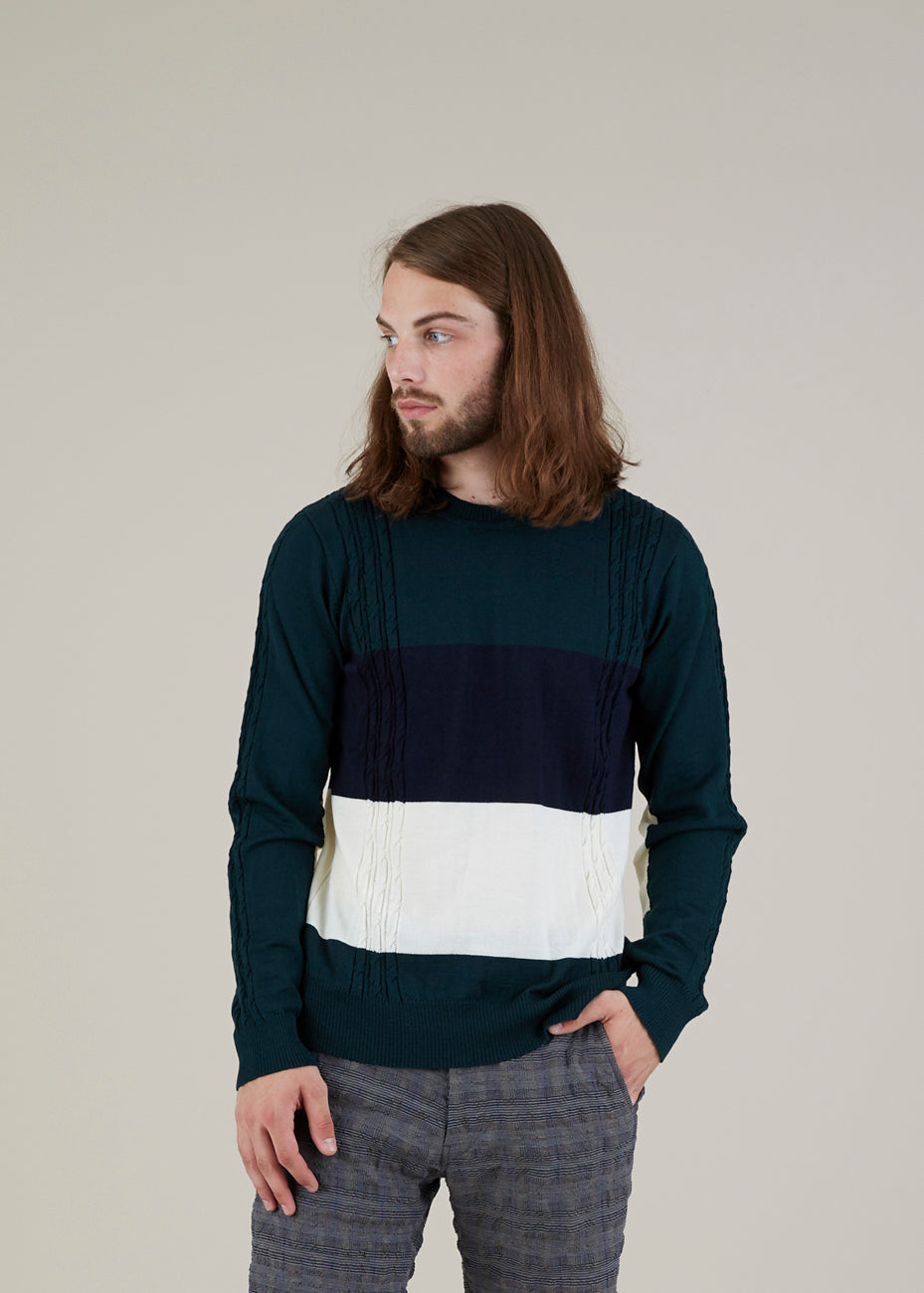 Commune de Paris Minimes Knit Sweater
