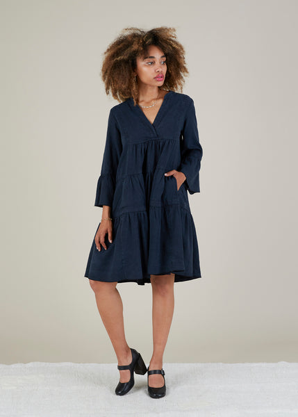 Tatum Peasant Dress