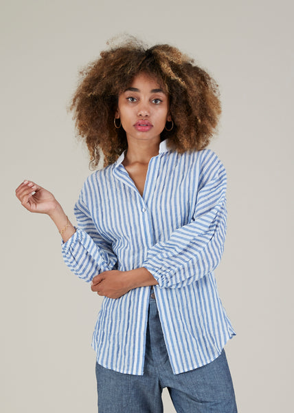 Two-Button Summer Shirt