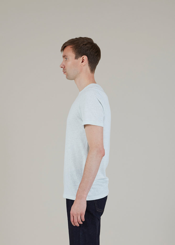 Cotton-Poly Rodger Tee