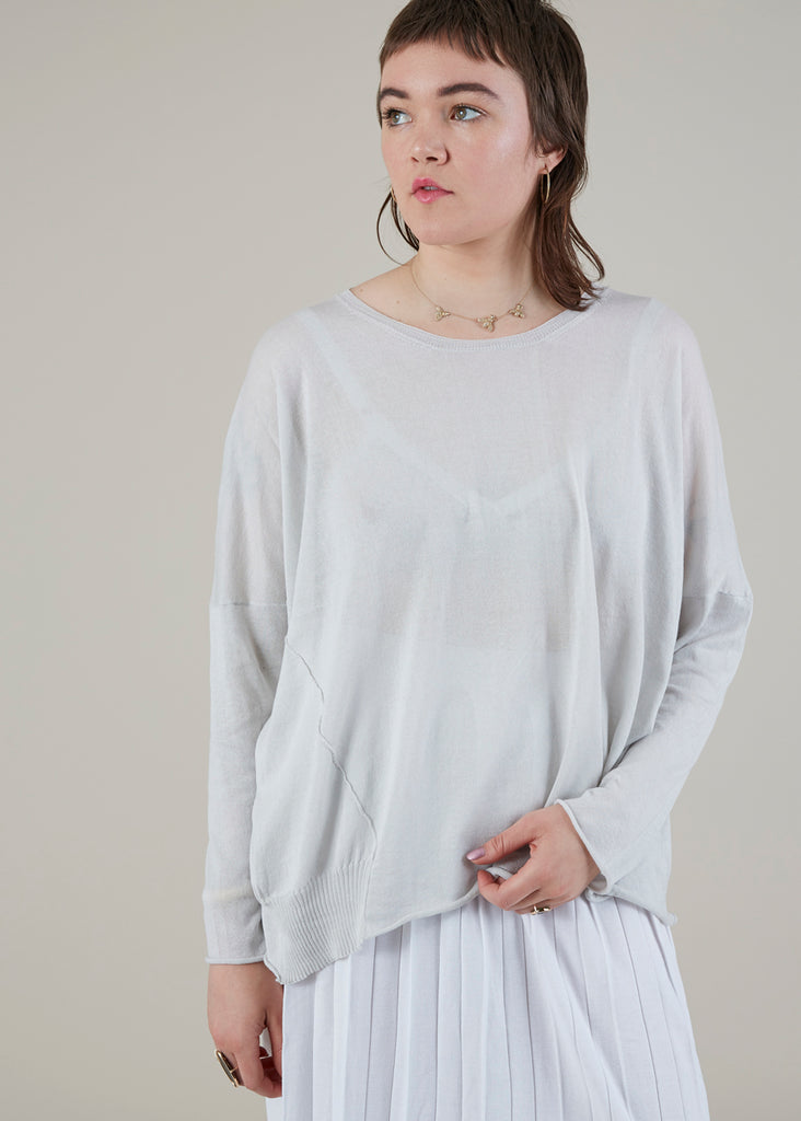 Lightweight Cotton Pullover